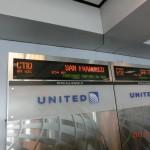 New York から San Francisco へ