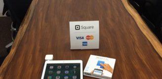 スクエアでカード決済の導入、簡単にすぐ出来ます!(出来ました!)