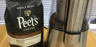 Peet's COFFEE!