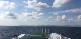 休日を利用し五島列島へ!